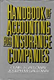 img - for Handbook of Accounting for Insurance Companies book / textbook / text book