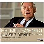 Außer Dienst | Helmut Schmidt