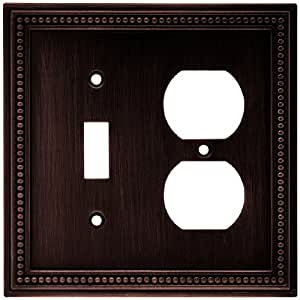 switch plate cover venetian bronze light switch and socket covers. Black Bedroom Furniture Sets. Home Design Ideas
