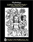 img - for Mythology LitPlan - A Novel Unit Teacher Guide With Daily Lesson Plans (LitPlans on CD) book / textbook / text book