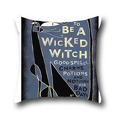 [Goling Bbay Oil Painting Black Cats Halloween Pillow Protectors Body Pillow Cover ( 20*30 )] (Columbus Ohio Halloween)
