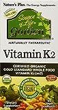 Natures Plus Garden Vitamin K2 120mcg