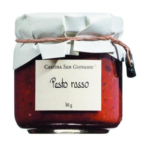 Cascina San Giovanni Pesto rosso / Tomatenpesto 80 g