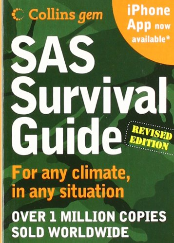 SAS Survival Guide 2E (Collins Gem): For any