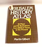 Jerusalem history atlas (0025434101) by Gilbert, Martin
