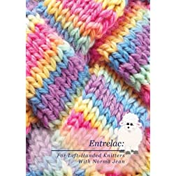 Entrelac: For Left-Handed Knitters
