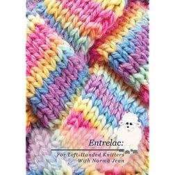 Entrelac: For Left-Handed Knitters