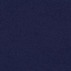 French Terry Colors Navy Fabric By The YD by Press Textiles