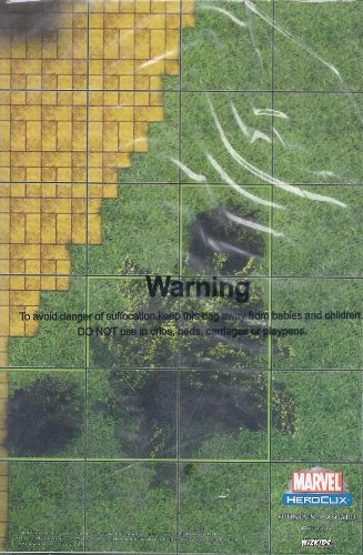 HeroClix: Fountain of Asgard Map # MAP1 (Common) - Hammer of Thor
