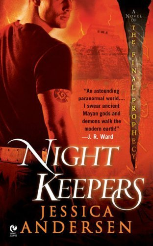 Review: Nightkeepers by Jessica Andersen