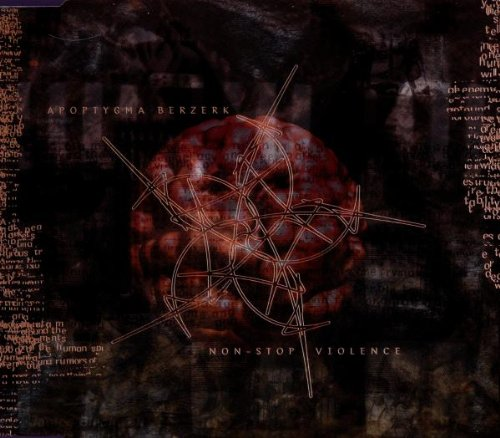 Apoptygma Berzerk CD Covers