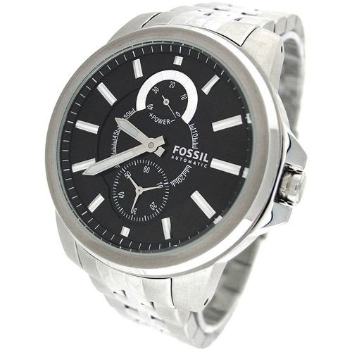Buy Fossil Men's The Minimalist Quartz Stainless Steel Dress Watch, Color: Black (Model: FS) and other Wrist Watches at carlnoterva.ml Our wide selection is eligible for free shipping and free returns.