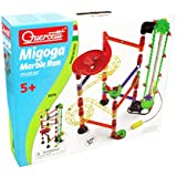 Quercetti Marble Run with Motorized Elevator, 177 Pieces