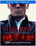 Black Mass [Blu-ray + DVD + Digital C...