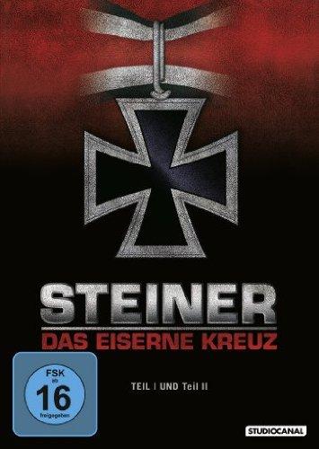 Steiner - Das Eiserne Kreuz, Teil I und Teil II [2 DVDs]