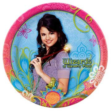 Wizards of Waverly Lunch Plates 8ct - 1