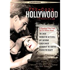 Universal Pre-Code Hollywood DVD Collection!