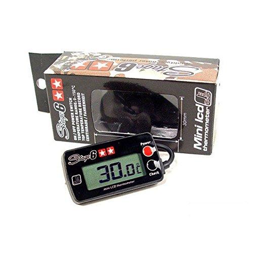 Thermometer / Temperaturmesser Stage6 MKII, Mini (0-180°), mit weisser Hintergrundsbeleuchtung