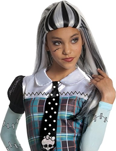 Monster High Frankie Stein Child Wig