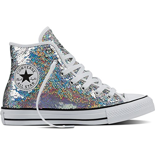 converse-all-star-hi-trainers-silver-white-sequin-45-uk