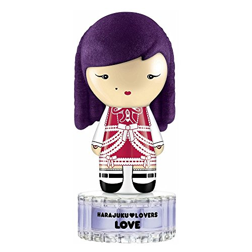 Harajuku Lovers Wicked Style Love per Donne di Gwen Stefani - 10 ml Eau de Toilette Spray