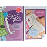 My Style Studio: Design and Trace Your Own Fashions (Klutz)by Klutz