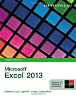 New Perspectives on Microsoft Excel 2013, Comprehensive Front Cover