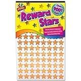 2 X 900 x Reward Star Stickers Silver Gold Bronze Home School Teacher Good Work