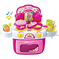 Berry Toys My First Portable Kitchen Play Set With Handle