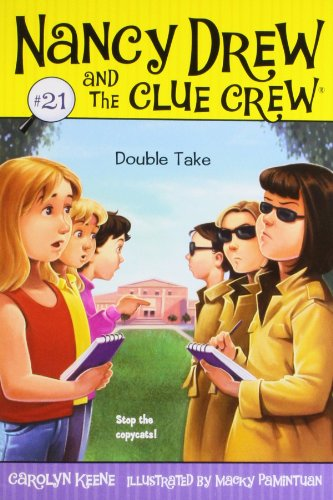 Double Take (Nancy Drew And The Clue Crew, No. 21) front-639646