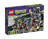Lego Ninja Turtles Lair Attack - 79103