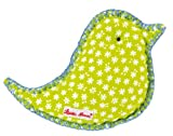 Kaethe Kruse grabbing toy Bird green