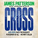 Cross Audiobook by James Patterson Narrated by Garrick Hagon
