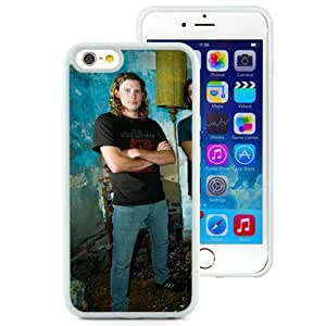 6 case,Unique Design Baroness Room Tv Beard Tattoo White iPhone 6 4.7 inch TPU case cover