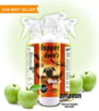 Dog Shampoo - Natural, Instant Cleaning Mist - Grain Free, Bathless, No Rinse Formula, Conditioning, Detergent Free - Botanical Extracts Help Spot Clean & Freshen-up Coat and Skin- Easy to Use, Convenient, Fresh Scent - Perfect for Active Dogs, Beach Dogs, Muddy Dogs, Camping Dogs & Older Dogs - pH Balanced - Best New Amazon Product! - One 16 oz. Bottle - Made in USA by Award-Winning Pet Care Professionals - Guaranteed! Check Out Our Summer Stock Up Savings Deal