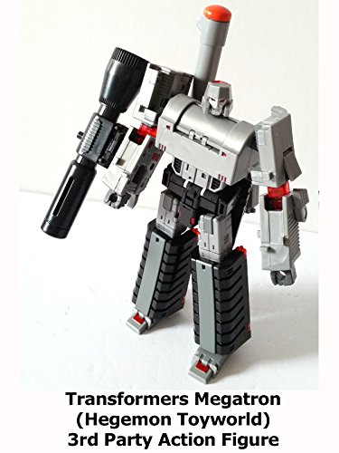 Review: Transformers Megatron (Hegemon Toyworld) 3rd Party Action Figure