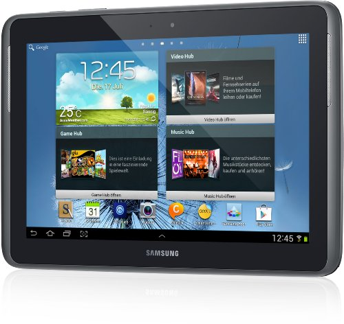 Samsung Galaxy Note 10.1 (grau, 3G)