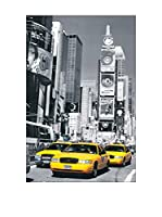 Photography Collection - Time square (Panel Decorativo 115x175 cm)