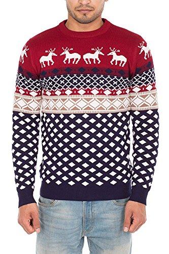 noroze-herren-damen-unisex-neuheit-weihnachten-pullover-strickpullover