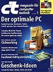 CT Magazin f�r Computertechnik [Jahre...