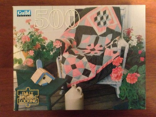 Guild 500 Piece Jigsaw Puzzle - Lazy Summer Afternoon