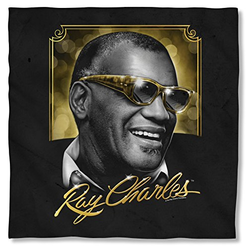 Ray Charles Golden Glasses Bandana RC115BND