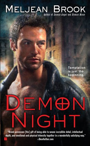 Image of Demon Night (The Guardians, Book 3)