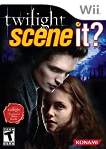 Scene It? Twilight - Nintendo Wii