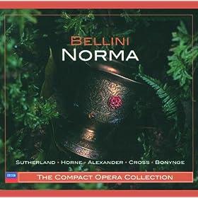 Bellini: Norma / Act 2 - Guerrieri! a voi venirne
