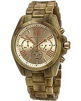 Michael Kors Bradshaw Quartz Champagne Dial Women's Watch - MK5840