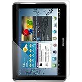 Pellicola protettiva trasparente per display Samsung Galaxy Note 10.1 N8000 - Qualità premium firmata kwmobile