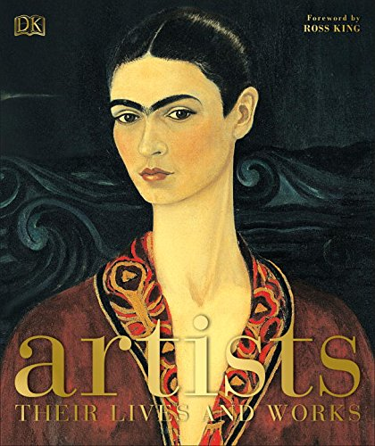 Book Cover: Artists: Their Lives and Works