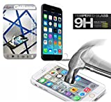 """Iphone 6 Screen Protector Hot Spot® Crystal Clear Premium Tempered Glass Drop-proof Screen Protector for Iphone 6 Verizon, Sprint, T-mobile, At&T (4.7"""")"""