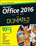 img - for Office 2016 All-In-One For Dummies (Office All-in-One for Dummies) book / textbook / text book